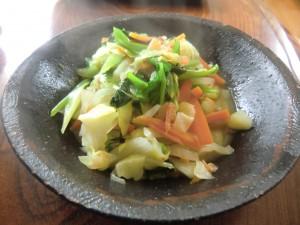 15.5.15野菜炒め
