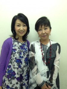 櫂先生と岸本さん (2)